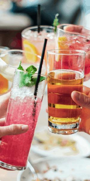 drink z alkoholem