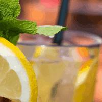 rum cooler drink