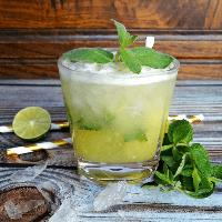 mojito ananasowo-miętowe